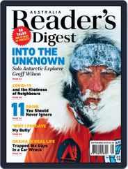 Readers Digest Australia (Digital) Subscription September 1st, 2020 Issue