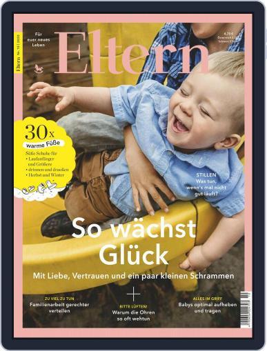 Eltern October 1st, 2020 Digital Back Issue Cover