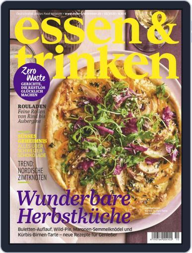 essen&trinken (Digital) October 1st, 2020 Issue Cover