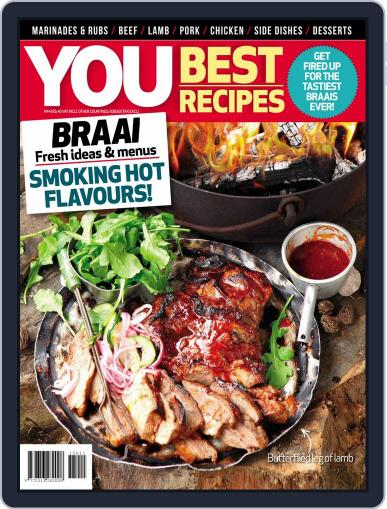 You Best Braai Recipes July 1st, 2015 Digital Back Issue Cover