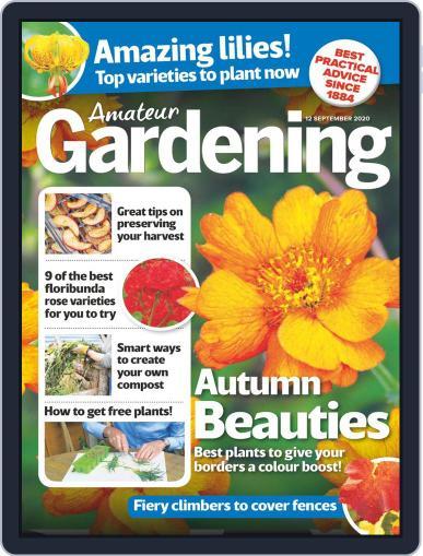 Amateur Gardening September 12th, 2020 Digital Back Issue Cover