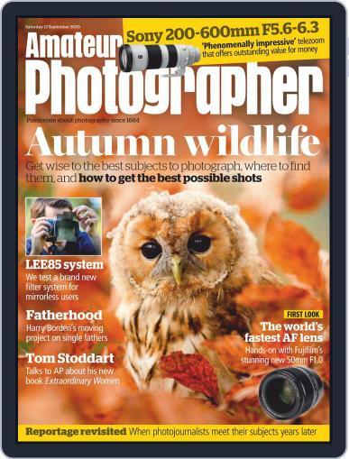 Amateur Photographer September 12th, 2020 Digital Back Issue Cover