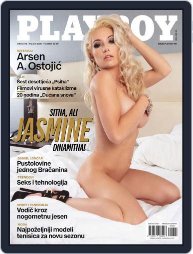 Playboy Croatia September 1st, 2020 Digital Back Issue Cover