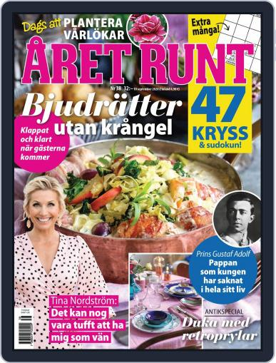 Året Runt August 30th, 2020 Digital Back Issue Cover