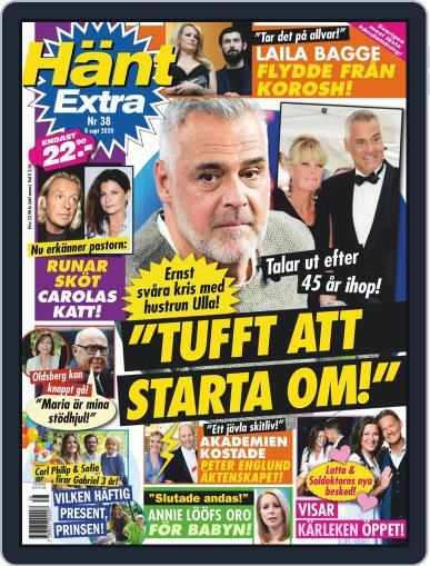 Hänt Extra September 8th, 2020 Digital Back Issue Cover