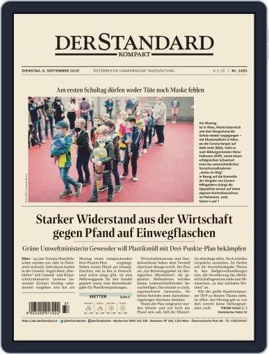 STANDARD Kompakt September 8th, 2020 Digital Back Issue Cover