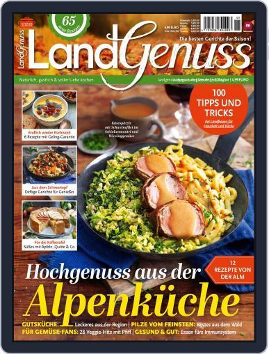 LandGenuss May 1st, 2020 Digital Back Issue Cover