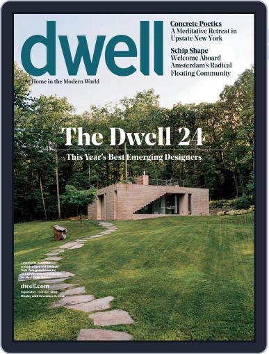 Dwell September 1st, 2020 Digital Back Issue Cover