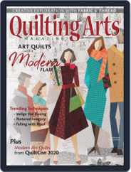 Quilting Arts (Digital) Subscription October 1st, 2020 Issue