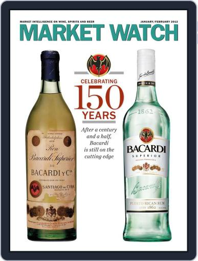 Market Watch February 14th, 2012 Digital Back Issue Cover