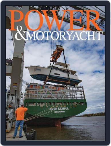 Power & Motoryacht October 1st, 2020 Digital Back Issue Cover