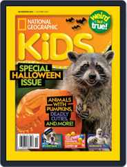 National Geographic Kids (Digital) Subscription October 1st, 2020 Issue