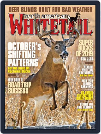 North American Whitetail October 1st, 2020 Digital Back Issue Cover