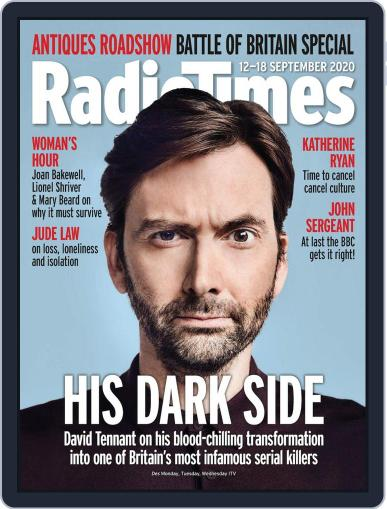 Radio Times September 12th, 2020 Digital Back Issue Cover