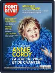Point De Vue (Digital) Subscription September 9th, 2020 Issue
