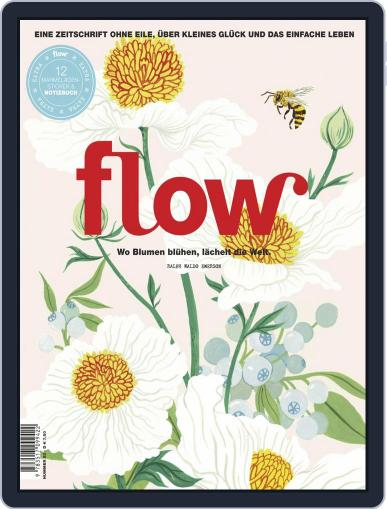 Flow (Digital) August 1st, 2020 Issue Cover