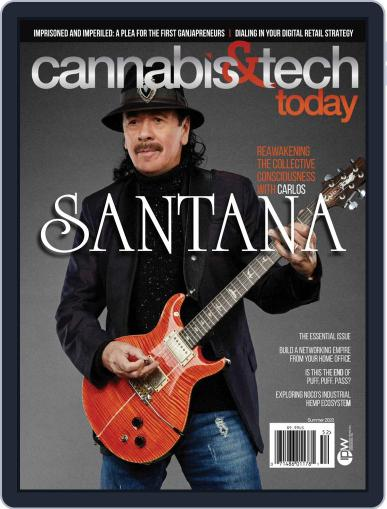 Cannabis & Tech Today (Digital) October 1st, 2020 Issue Cover