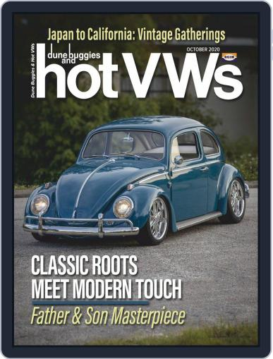 dune buggies and hotVWs October 1st, 2020 Digital Back Issue Cover
