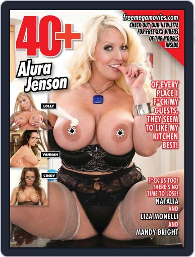 40+ with videos (Digital) August 1st, 2020 Issue Cover