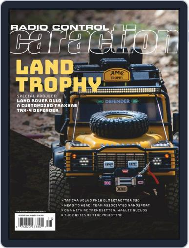 RC Car Action October 1st, 2020 Digital Back Issue Cover