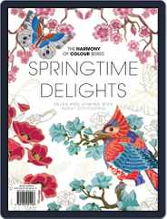 Colouring Book: Springtime Delights Magazine (Digital) Subscription September 8th, 2020 Issue