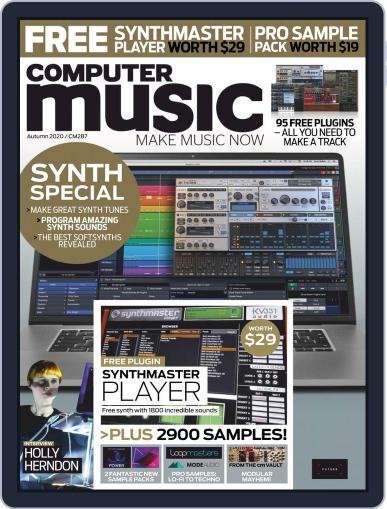 Computer Music October 2nd, 2020 Digital Back Issue Cover