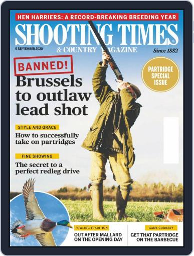 Shooting Times & Country September 9th, 2020 Digital Back Issue Cover