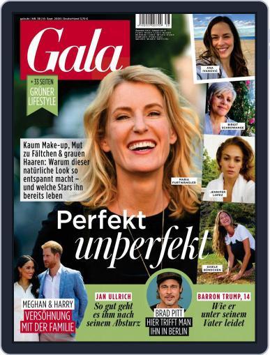 Gala September 10th, 2020 Digital Back Issue Cover