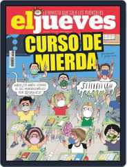 El Jueves (Digital) Subscription September 8th, 2020 Issue