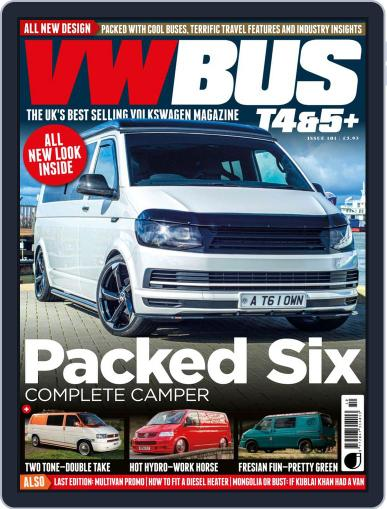 VW Bus T4&5+ (Digital) August 27th, 2020 Issue Cover
