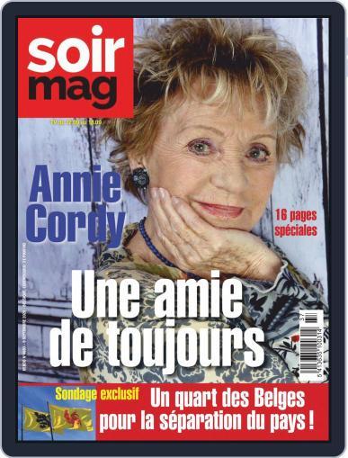 Soir mag (Digital) September 9th, 2020 Issue Cover