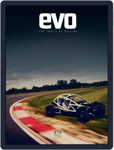 Evo October 1st, 2020 Digital Back Issue Cover