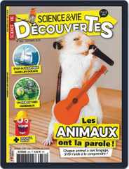 Science & Vie Découvertes (Digital) Subscription October 1st, 2020 Issue