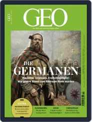 GEO (Digital) Subscription October 1st, 2020 Issue