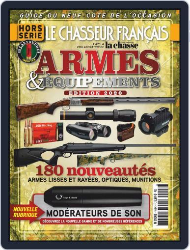 Le Chasseur Français Hors Série (Digital) June 1st, 2020 Issue Cover