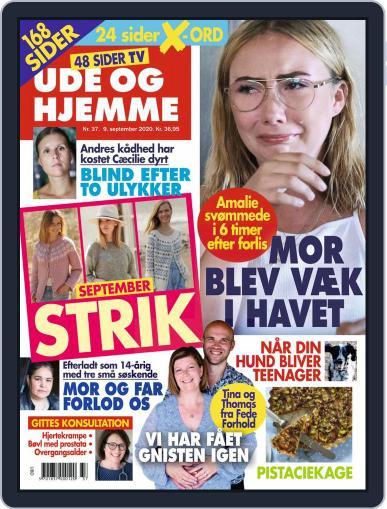 Ude og Hjemme September 9th, 2020 Digital Back Issue Cover