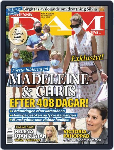 Svensk Damtidning September 10th, 2020 Digital Back Issue Cover