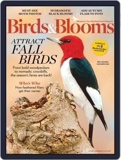 Birds & Blooms (Digital) October 1st, 2020 Issue Cover