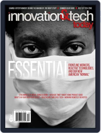 Innovation & Tech Today September 1st, 2020 Digital Back Issue Cover