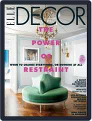 ELLE DECOR (Digital) Subscription October 1st, 2020 Issue