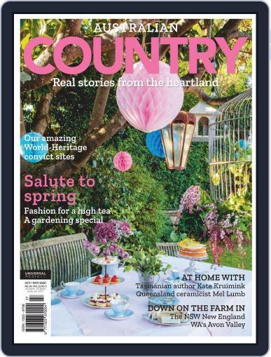 Australian Country September 1st, 2020 Digital Back Issue Cover