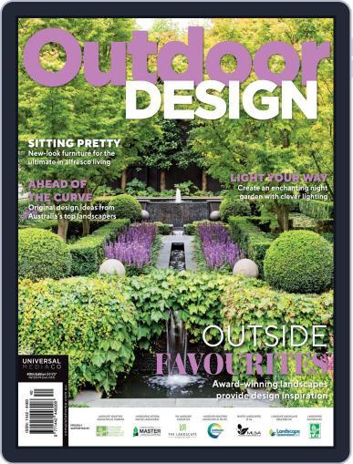 Outdoor Design September 3rd, 2020 Digital Back Issue Cover