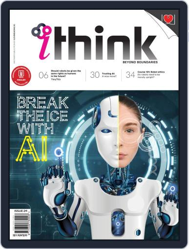 IThink September 4th, 2020 Digital Back Issue Cover