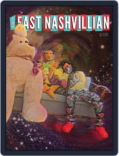 The East Nashvillian Magazine (Digital) January 1st, 2021 Issue Cover