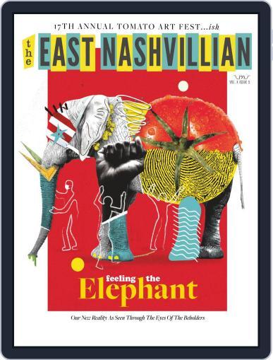 The East Nashvillian July 1st, 2020 Digital Back Issue Cover