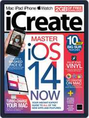 iCreate (Digital) Subscription October 1st, 2020 Issue