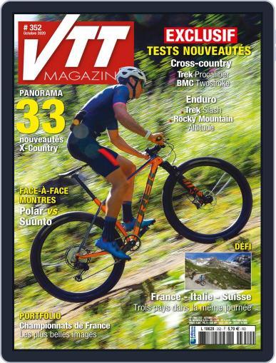 VTT September 4th, 2020 Digital Back Issue Cover