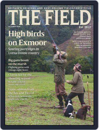 The Field October 1st, 2020 Digital Back Issue Cover