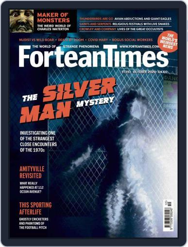Fortean Times October 1st, 2020 Digital Back Issue Cover