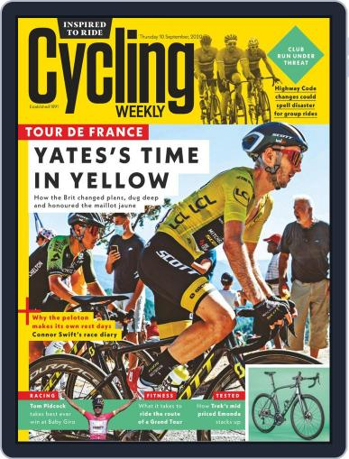 Cycling Weekly (Digital) September 10th, 2020 Issue Cover